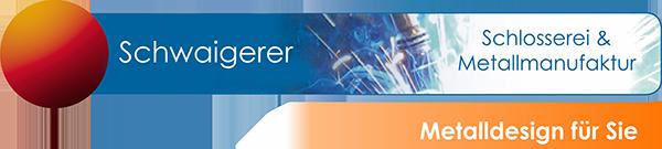 Schlosserei & Metallmanufaktur Uwe Schwaigerer - Logo